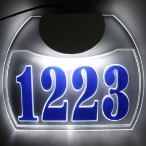 prolight plexi cu iluminare in cant